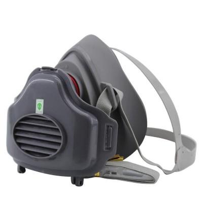 Half-facepiece respirator model 3600A (including 10 KN95 filters)